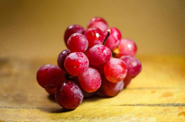 grapes fruit red grapes healthy